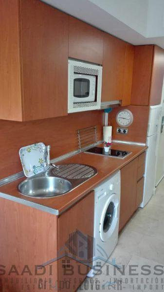For rent of apartment in Benalmádena Costa