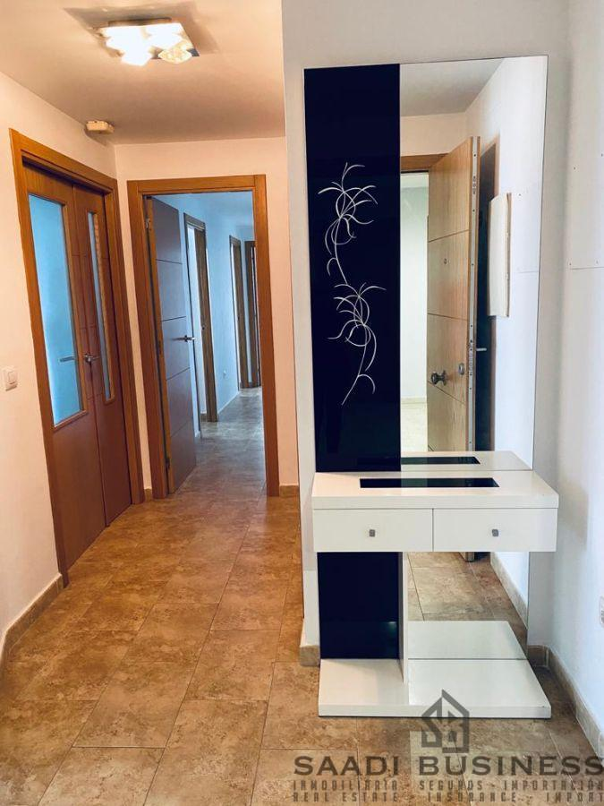 For rent of flat in Rincón de la Victoria