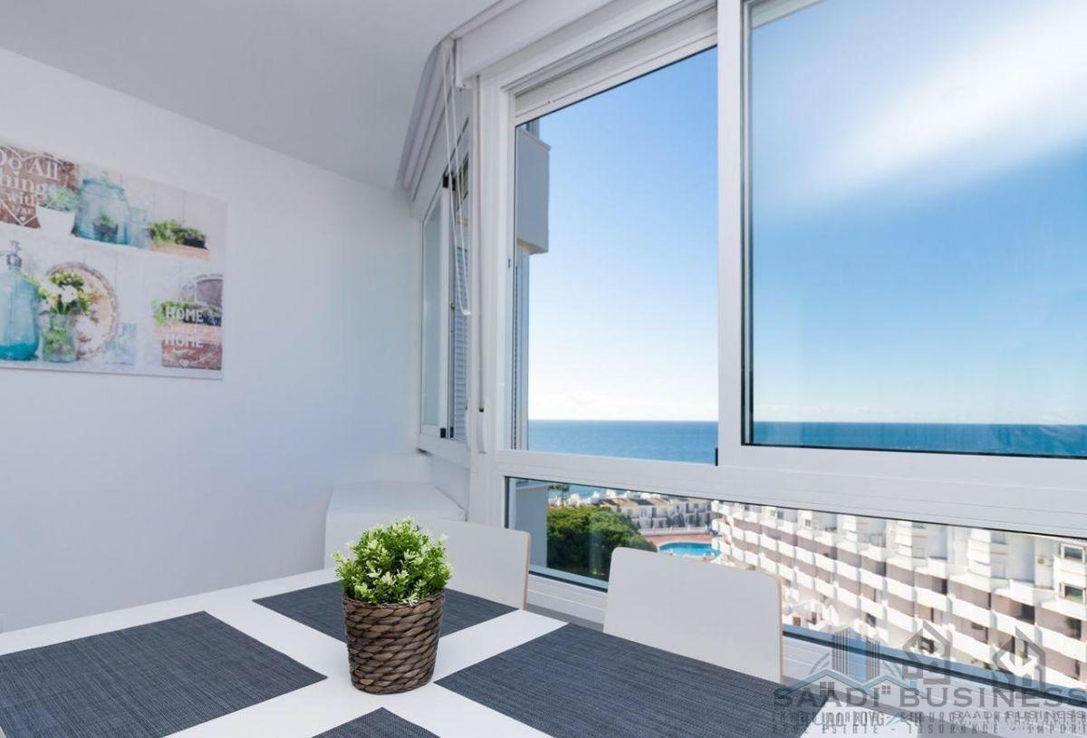 For sale of apartment in Mijas Costa