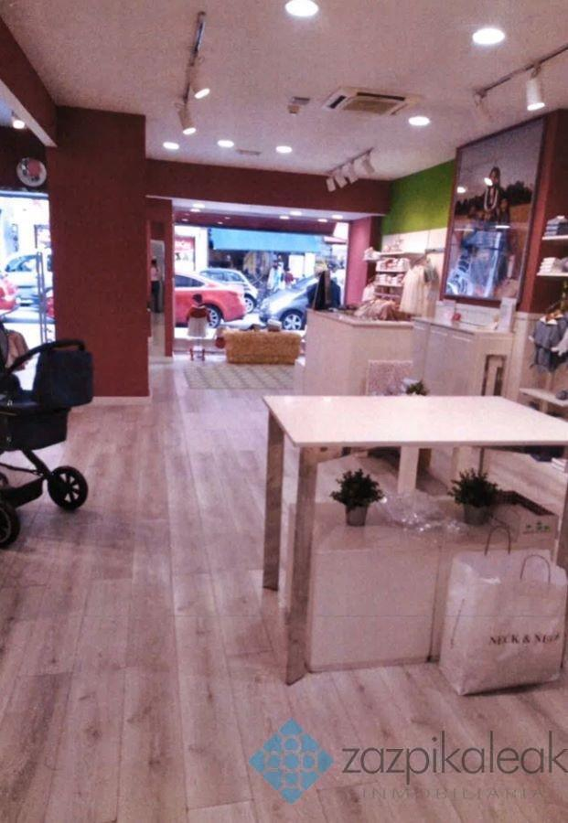 For rent of commercial in Bilbao