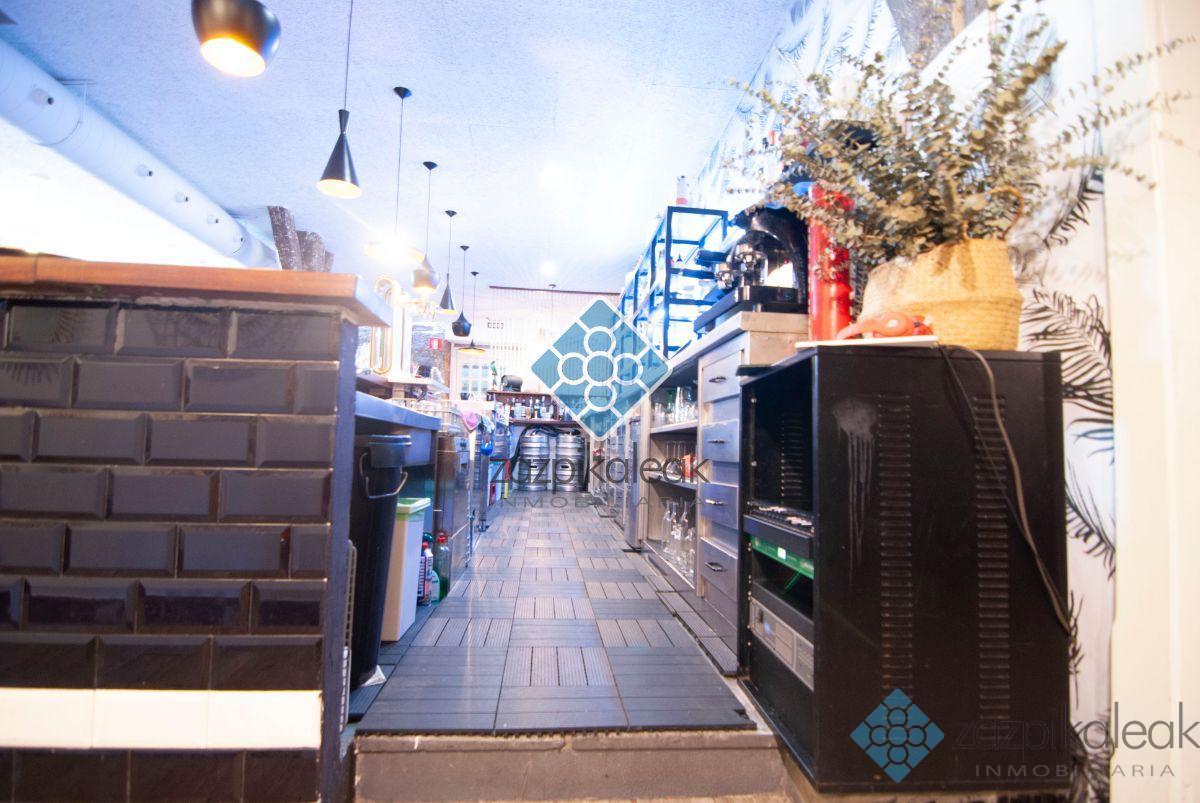 Traspaso de local comercial en Bilbao