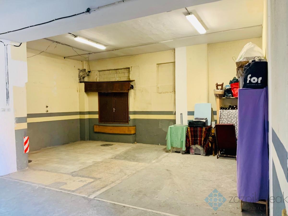 Venta de garaje en Bilbao
