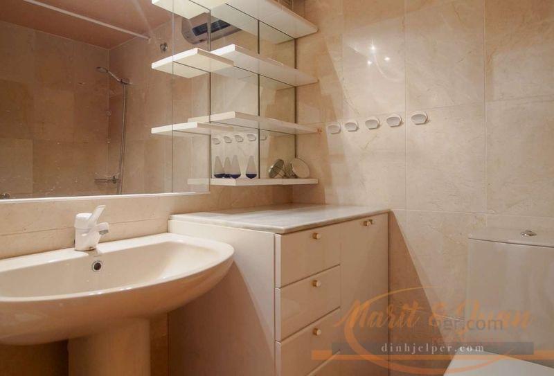 Köp av lägenhet i Altea