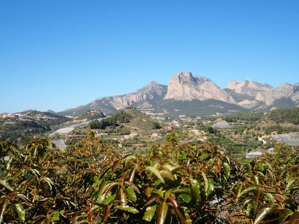 Venta de chalet en Callosa d En Sarrià