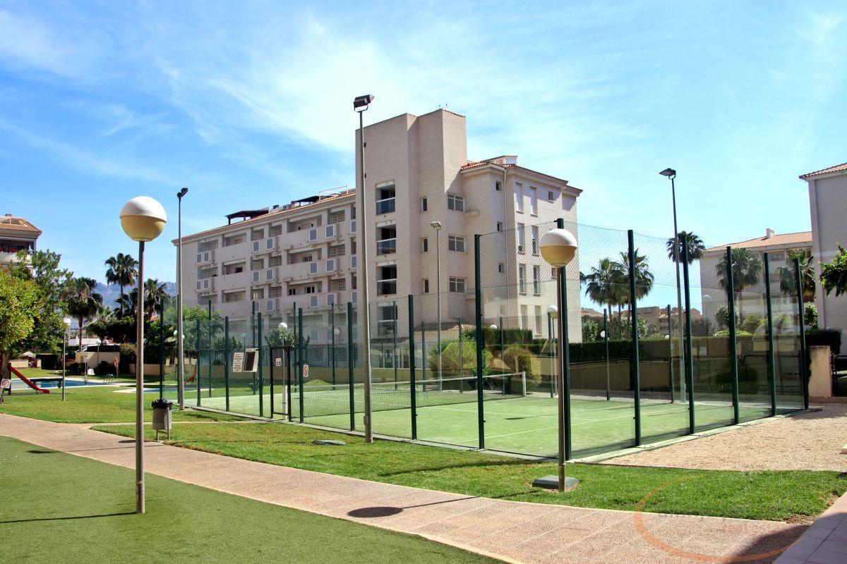 For sale of flat in Playa del Albir