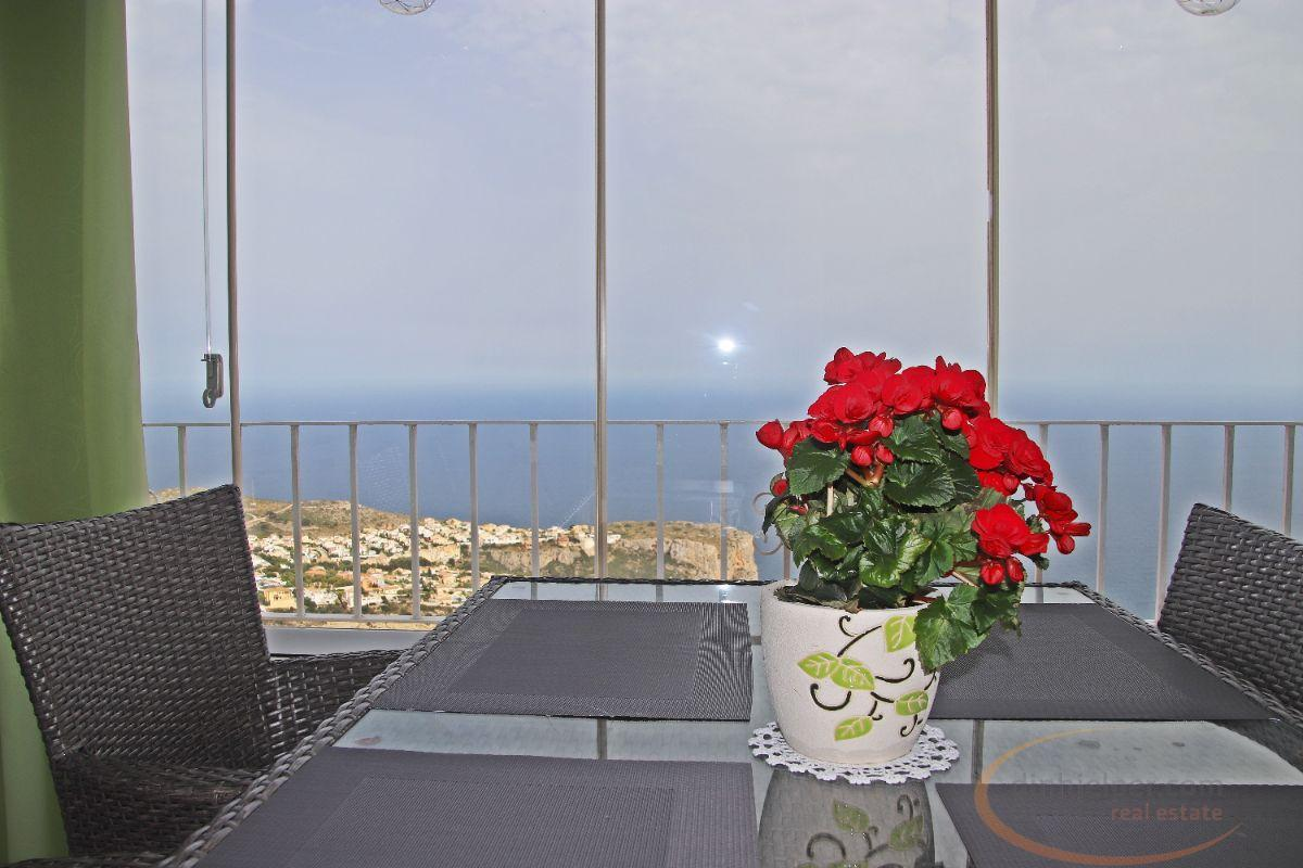 For sale of apartment in Benitachell
