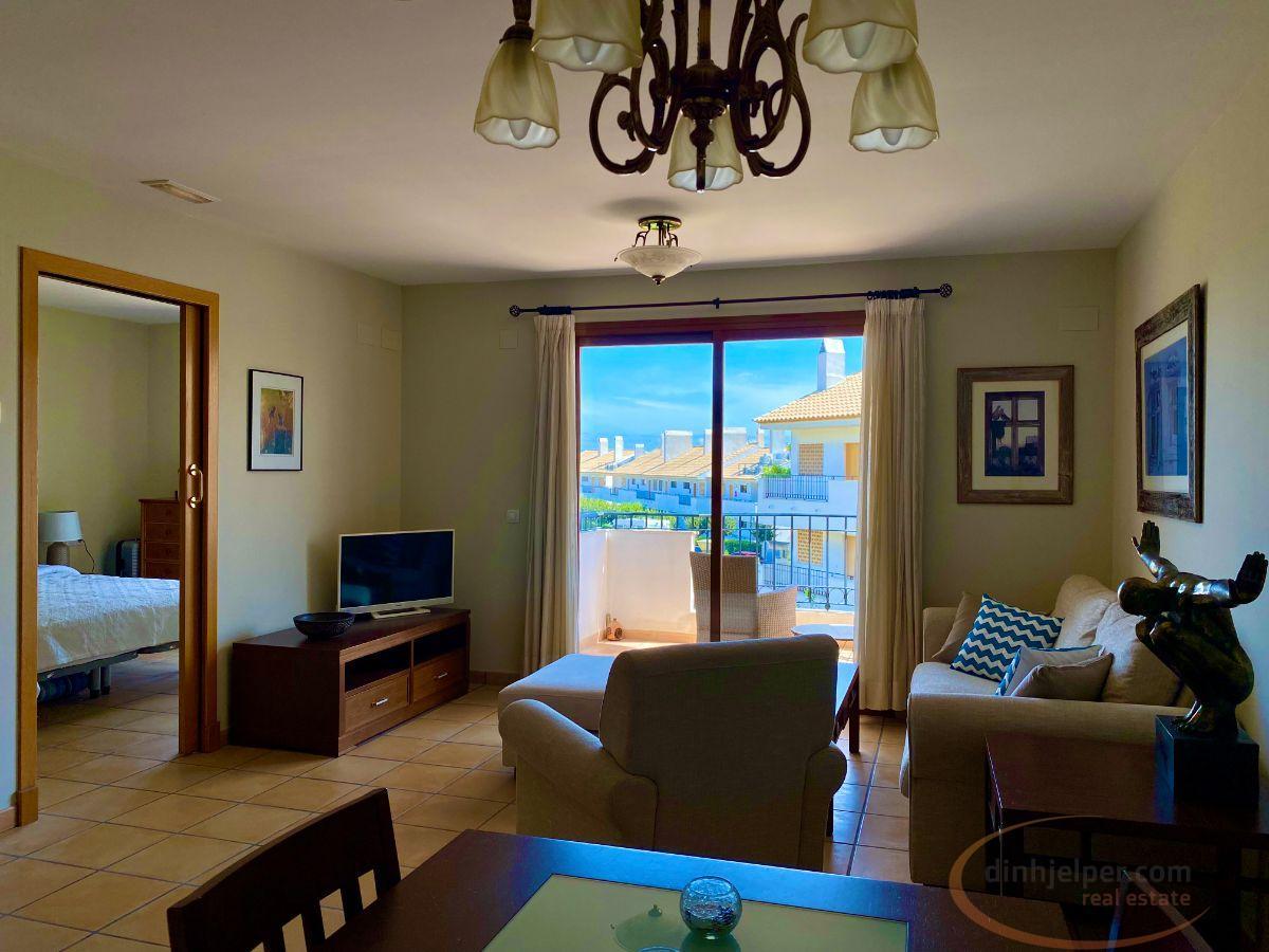 For sale of apartment in Alfaz del Pi