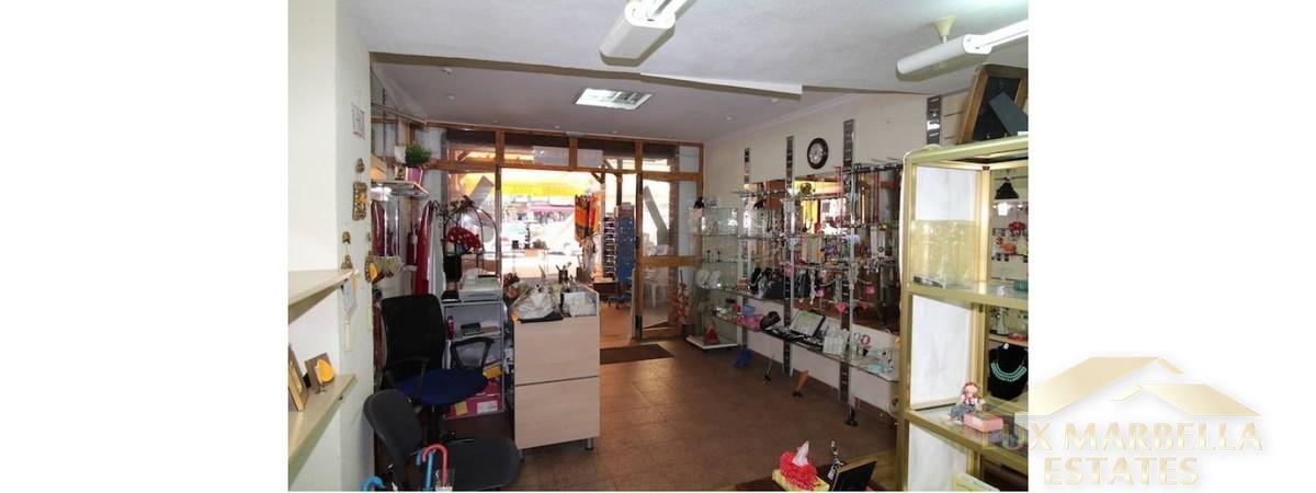 Salg av kommersiell lokal i Fuengirola