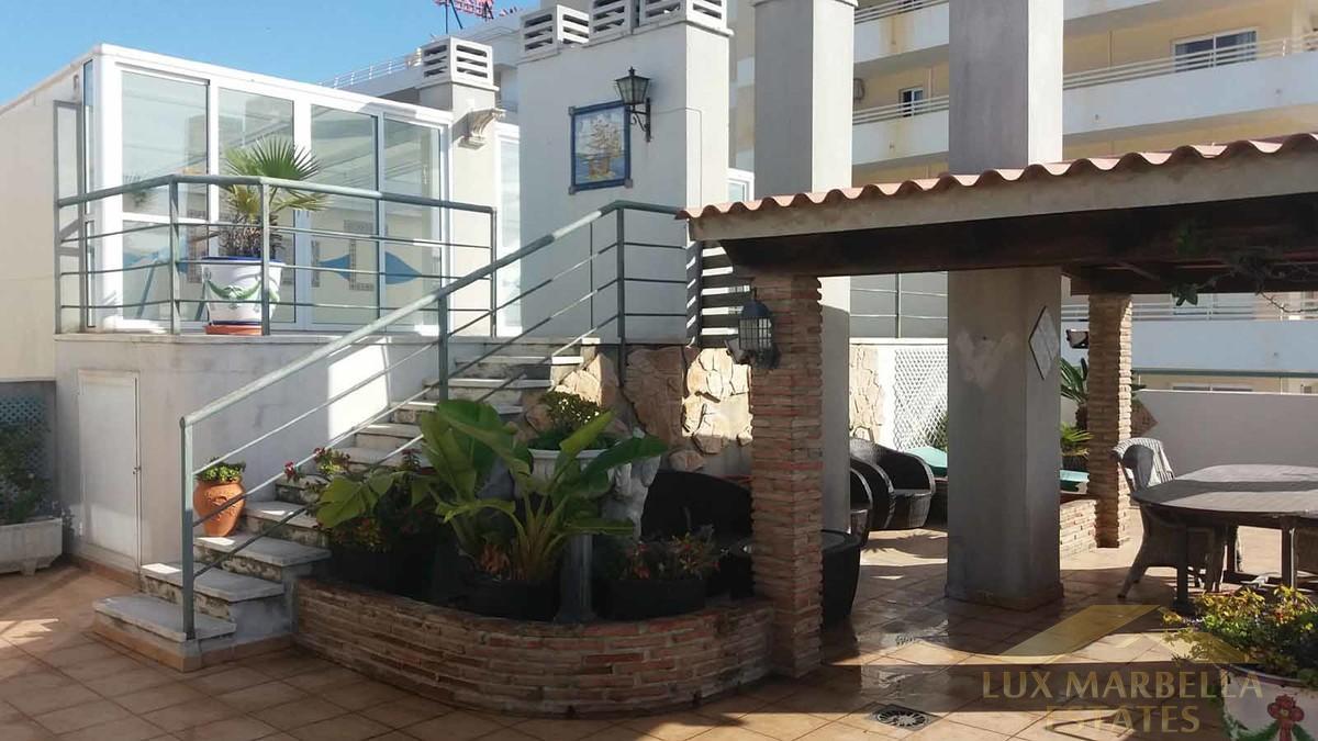 Zu verkaufen von penthouse in  Los Boliches