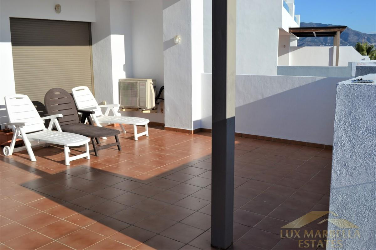 For sale of penthouse in La Cala