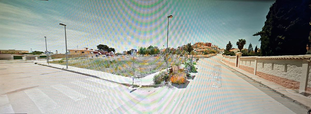 For sale of land in Cartagena
