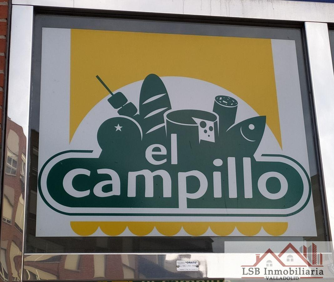 Traspaso de local comercial en Valladolid