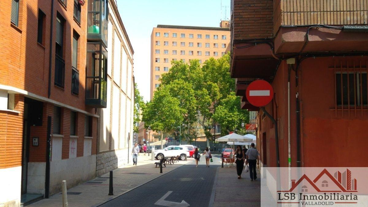 Venta de local comercial en Valladolid