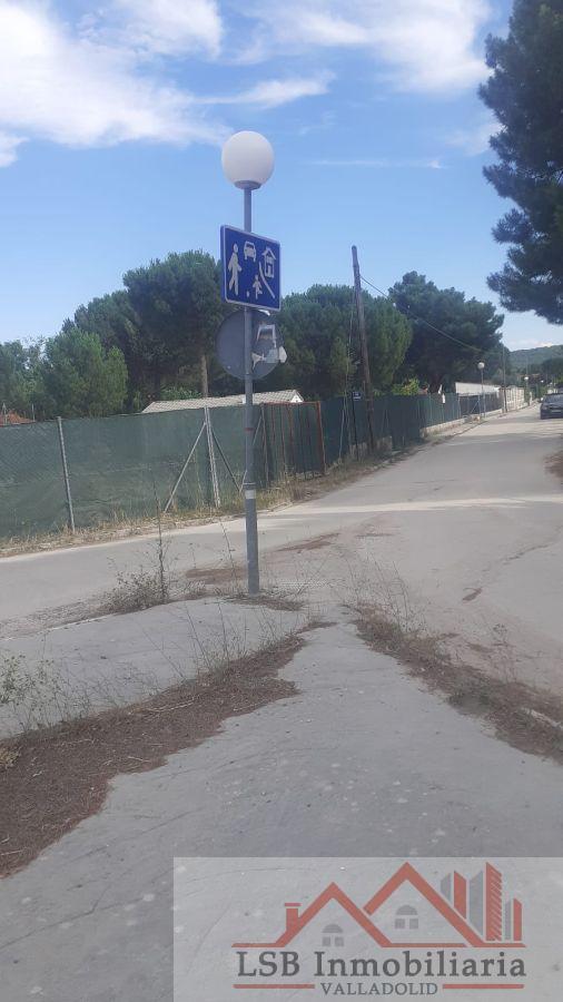 For sale of land in Tudela de Duero