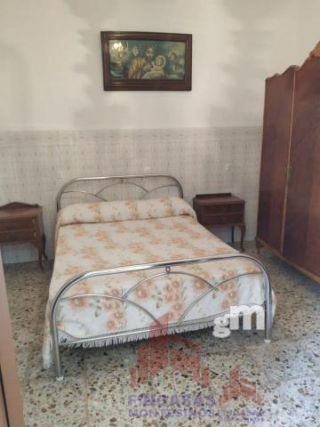 For sale of house in Quintana de la Serena