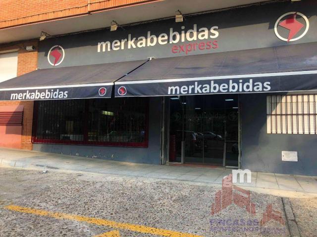 Venta de local comercial en Don Benito