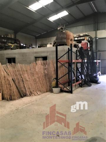 For sale of industrial plant/warehouse in Guareña