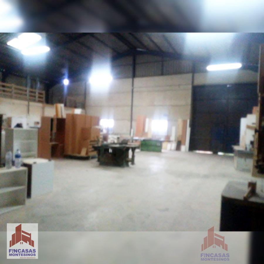 For sale of industrial plant/warehouse in Don Benito