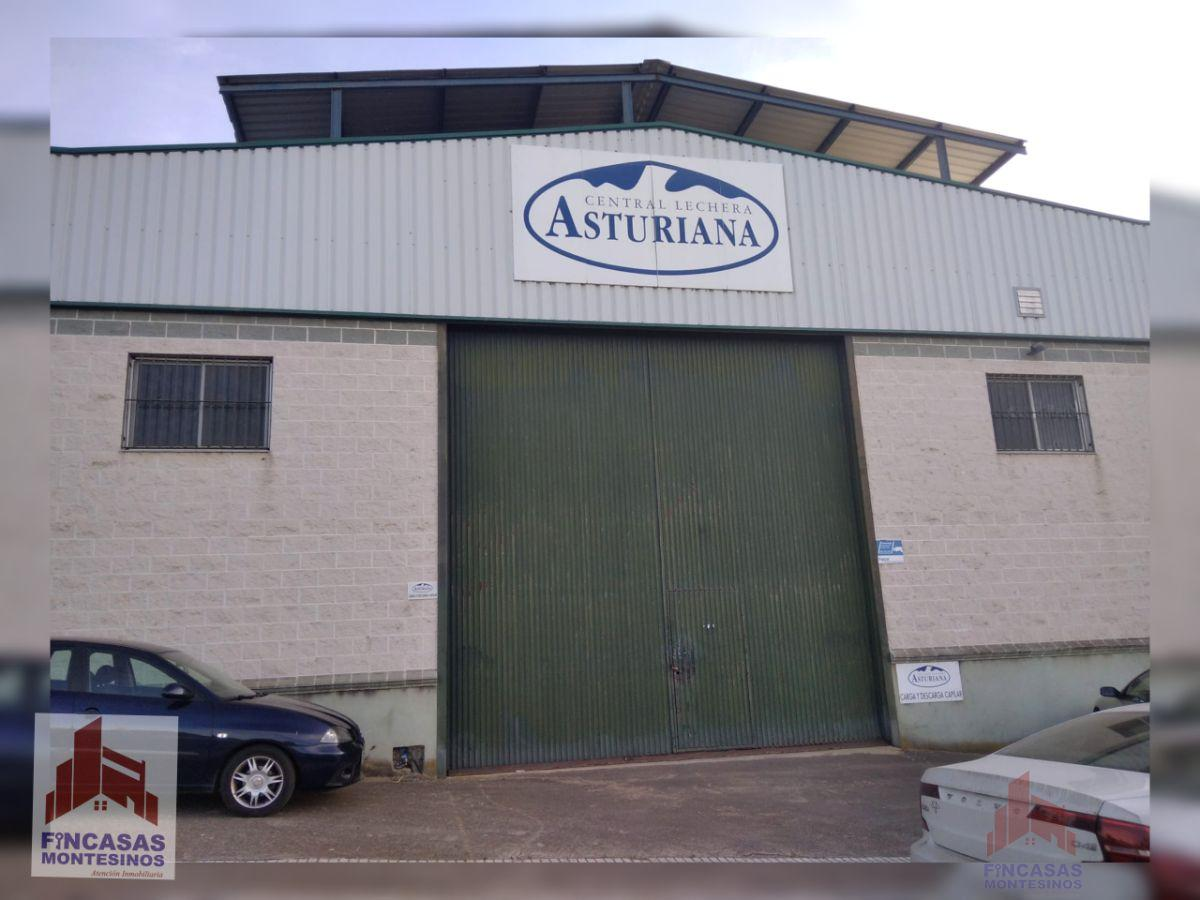 For sale of industrial plant/warehouse in Trujillanos