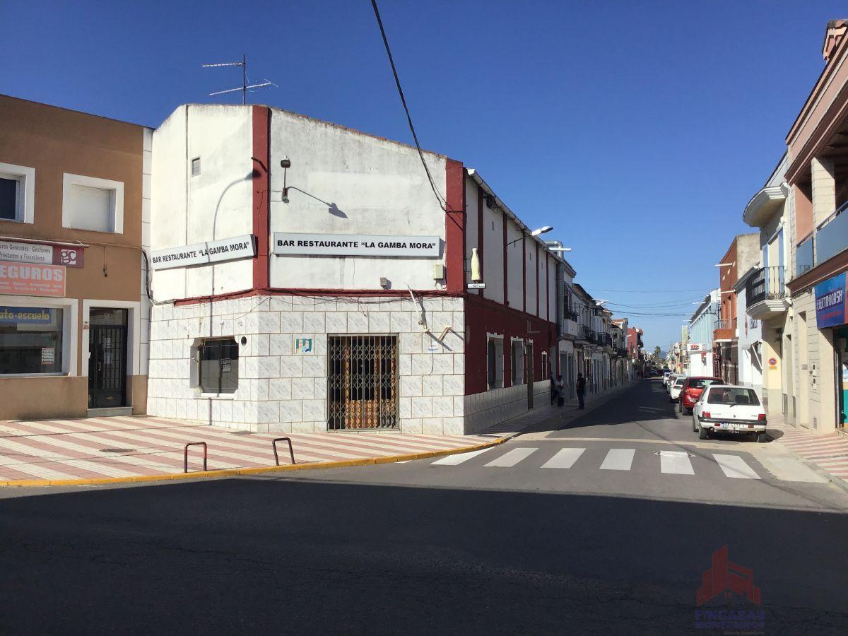 Venta de local comercial en Santa Amalia