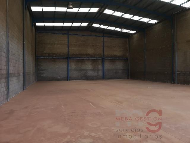 For sale of industrial plant/warehouse in Alcora