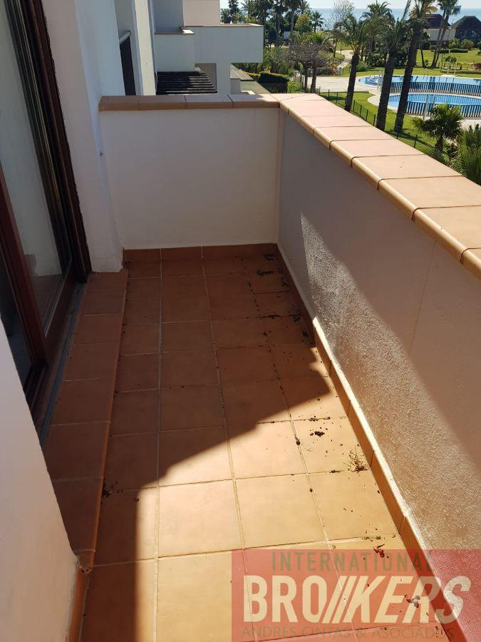 For rent of penthouse in Vera