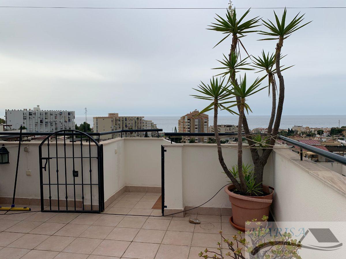 For rent of flat in La Cala del Moral