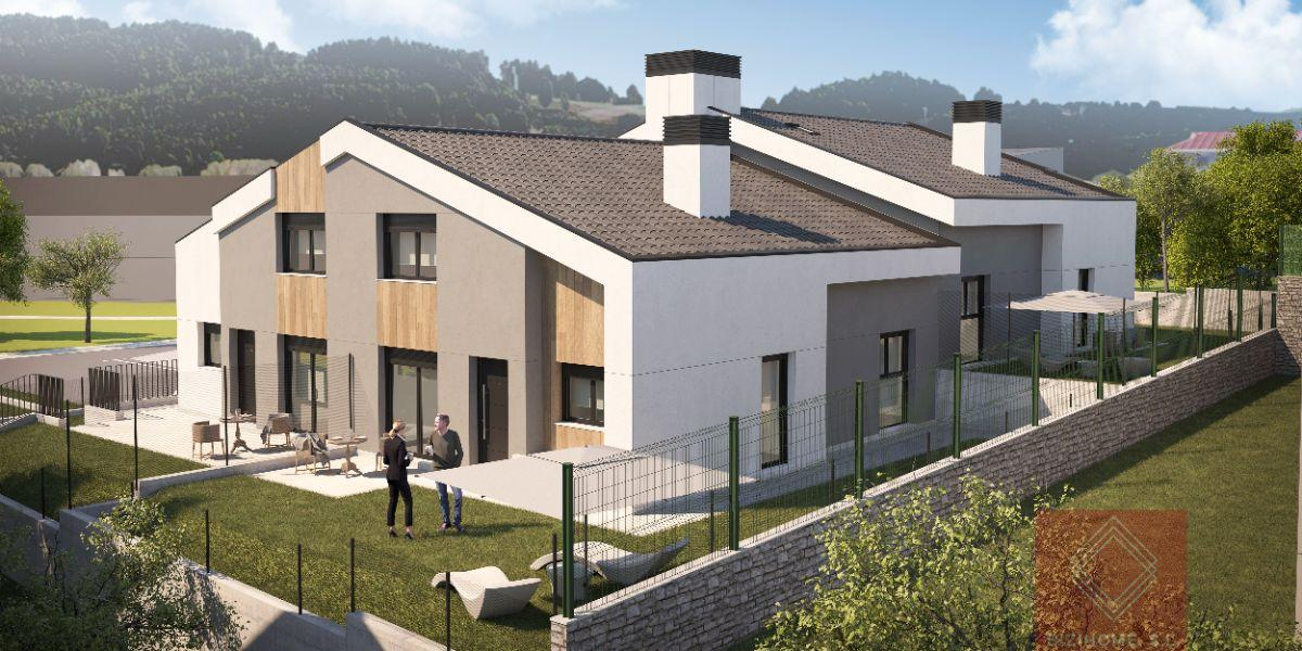 For sale of new build in Bilbao