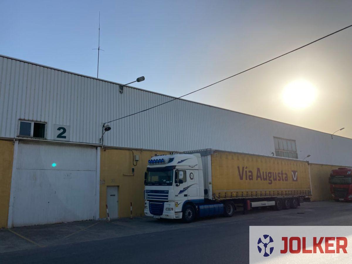 Venta de nave industrial en Almazora
