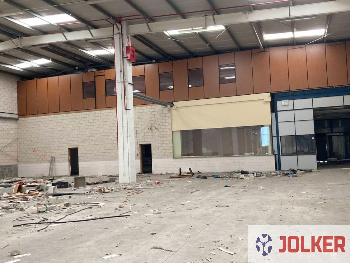 For sale of industrial plant/warehouse in Almazora