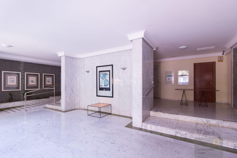 For rent of flat in Cádiz