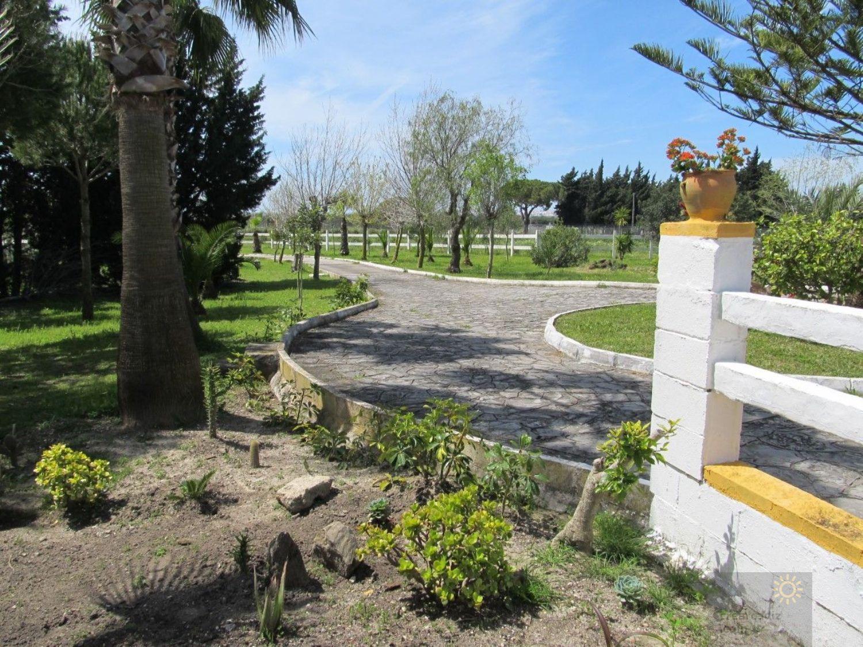 Venta de finca rústica en Puerto Real