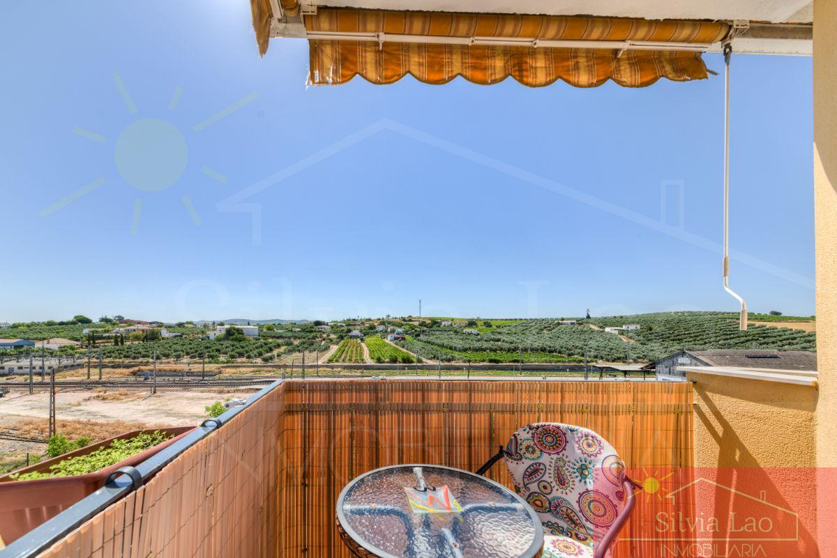 For sale of flat in Montilla