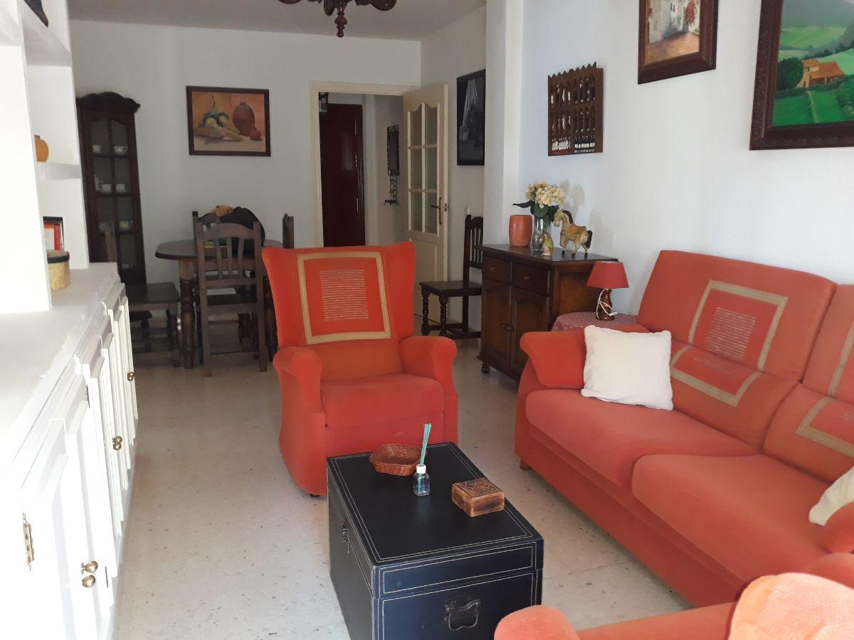 For sale of flat in Chiclana de la Frontera