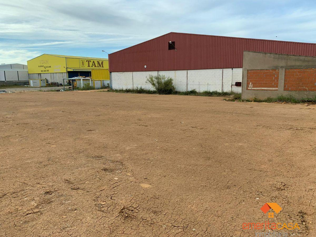 For rent of industrial plant/warehouse in Mérida