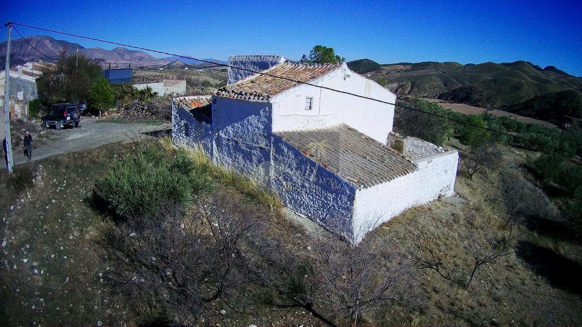 Vente de propriété rurale dans Vélez-Rubio