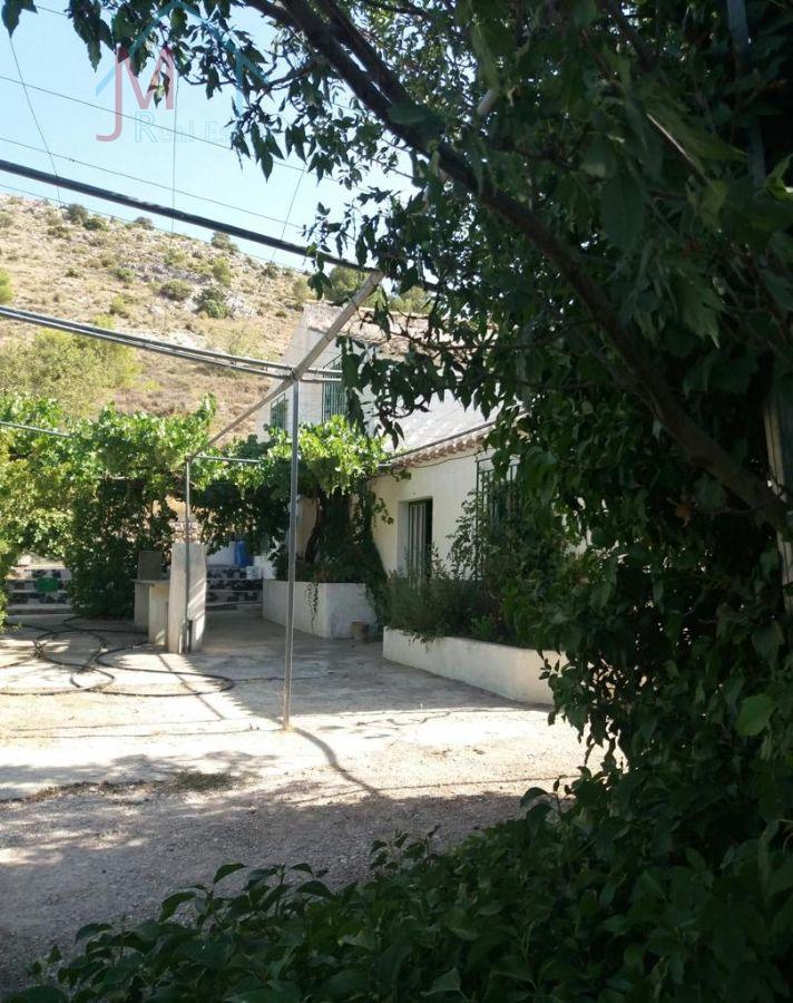 For sale of rural property in Vélez-Blanco