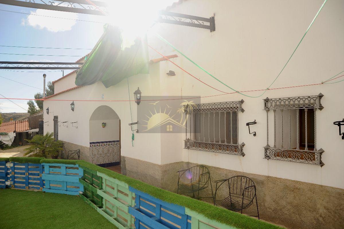 Vente de propriété rurale dans Cúllar