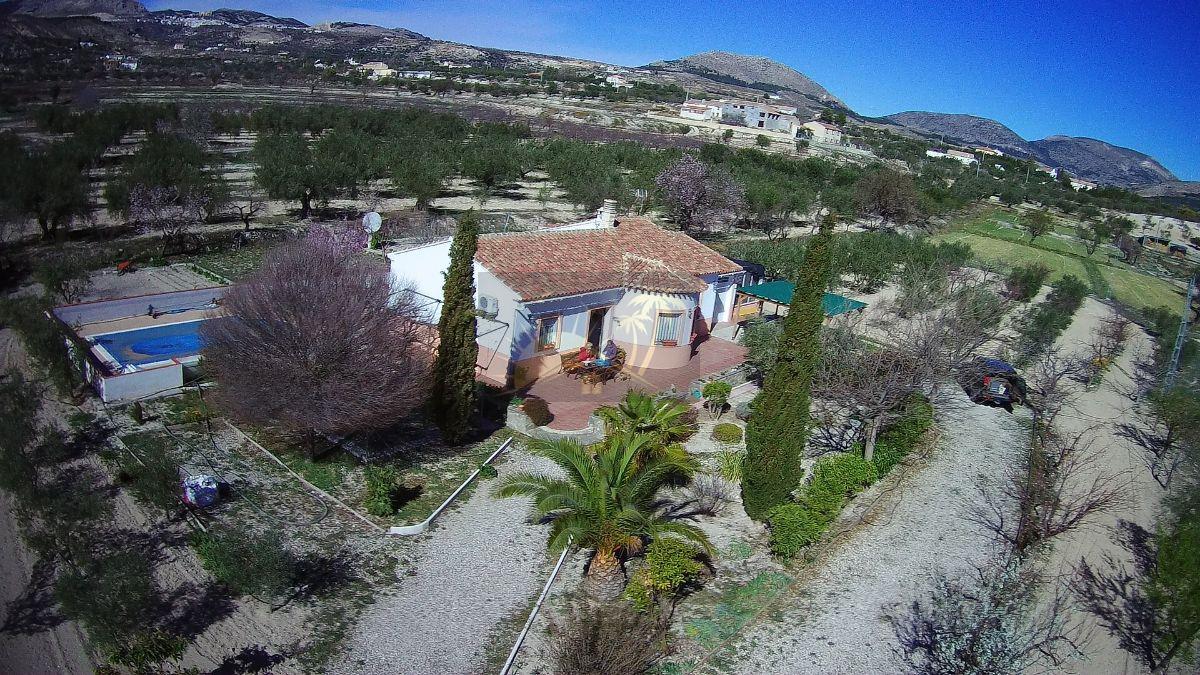 Vente de villa dans Vélez-Blanco