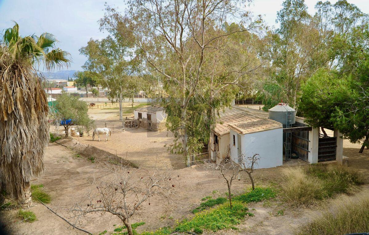 Vente de propriété rurale dans Águilas