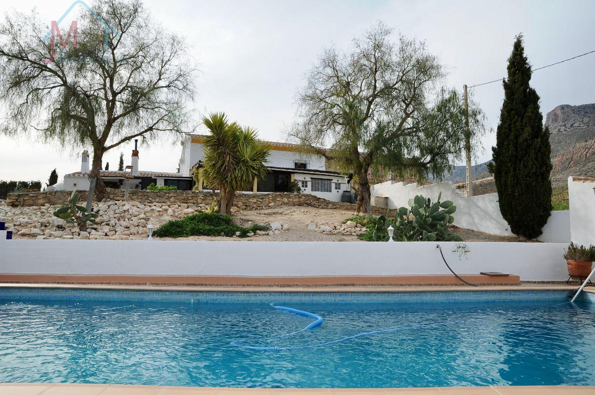 For sale of rural property in Lorca