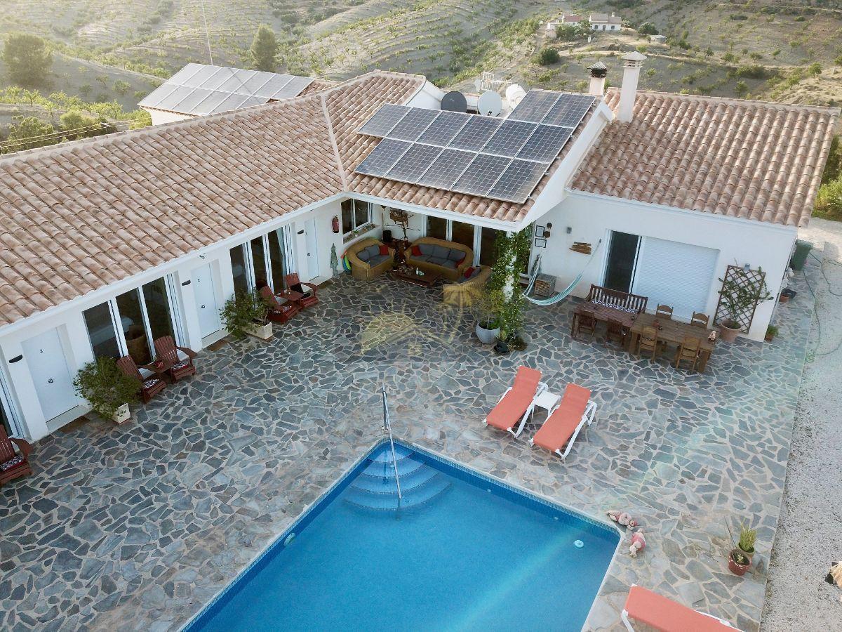 Verkoop van hotel in Lorca