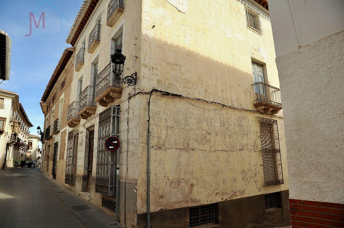 Verkoop van villa in Vélez-Rubio