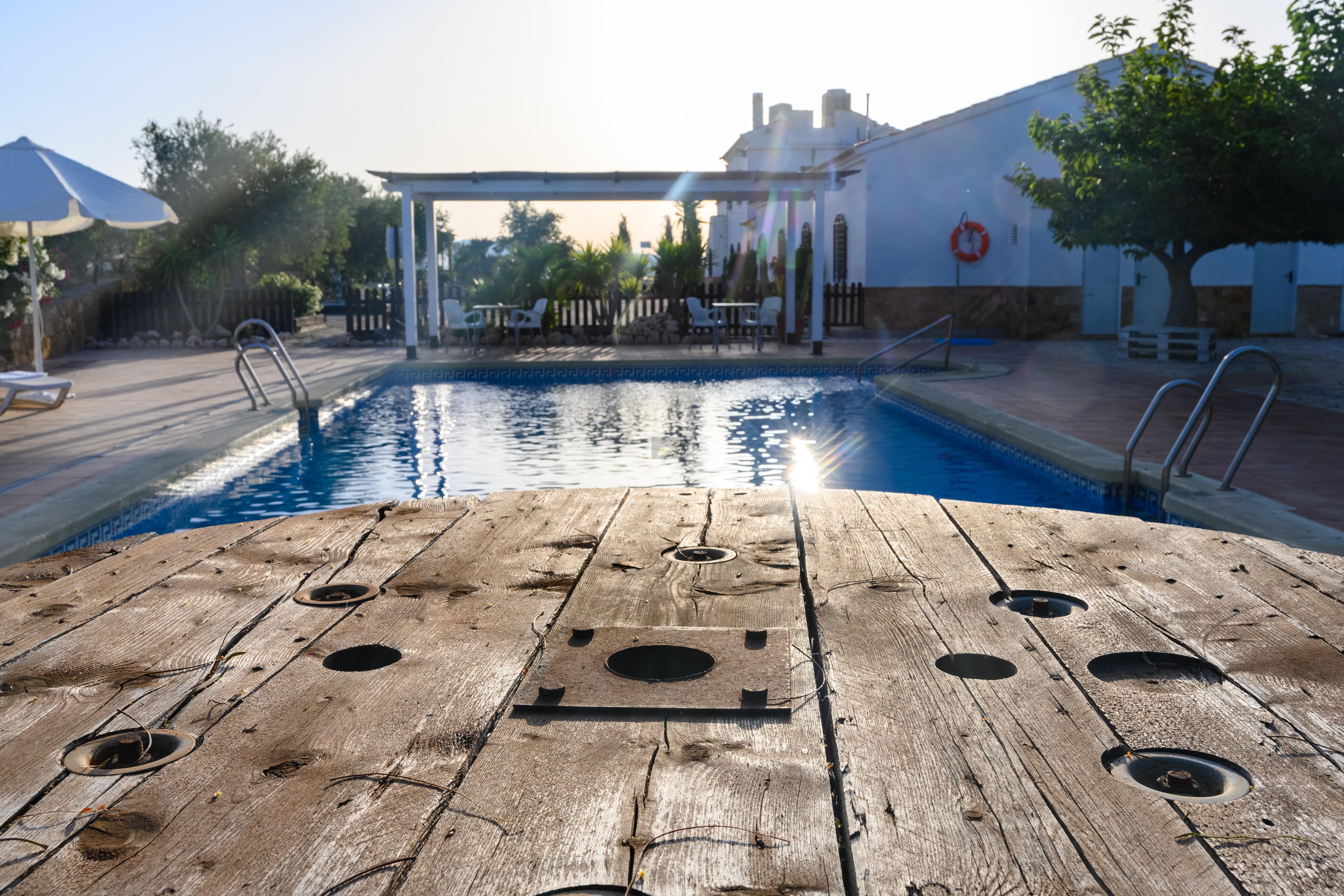 Verkoop van hotel in Vélez-Rubio