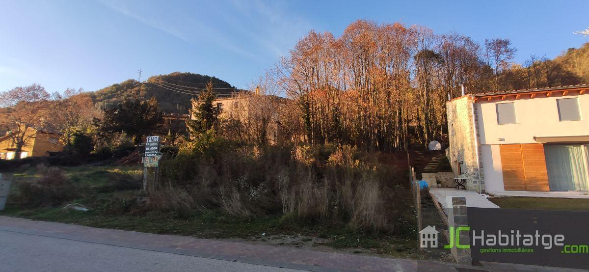 Venta de terreno en Vallfogona de Ripollès