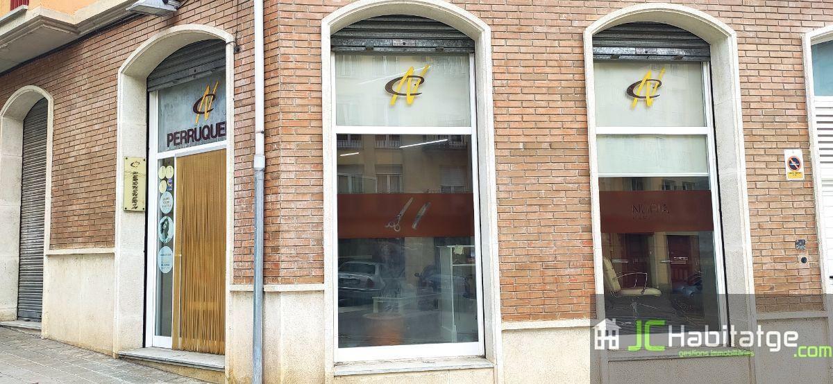 Alquiler de local comercial en Ripoll