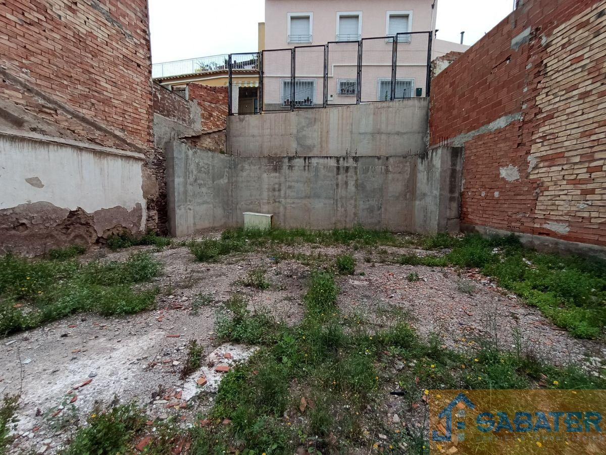 For sale of land in Cabezo de Torres