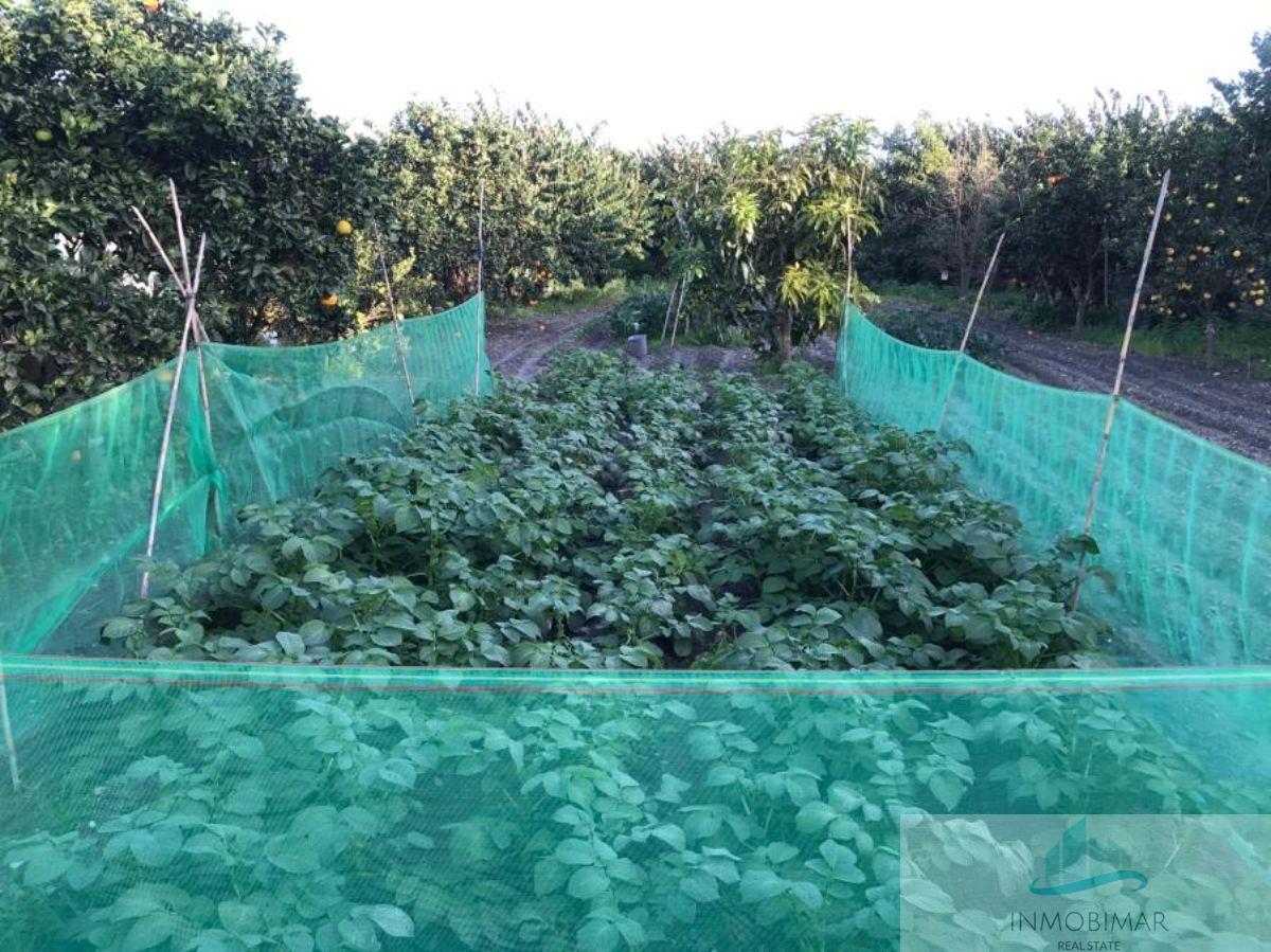 Köp av rustik gård i Salobreña