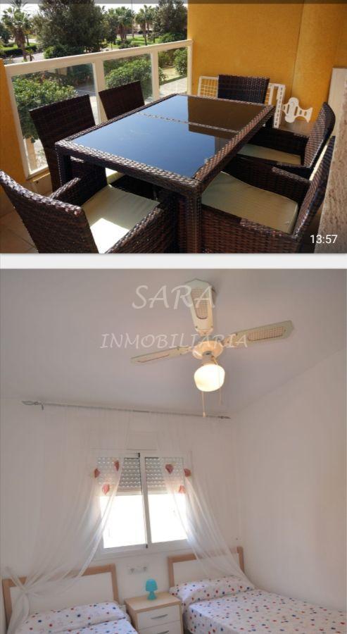 For rent of apartment in Almerimar