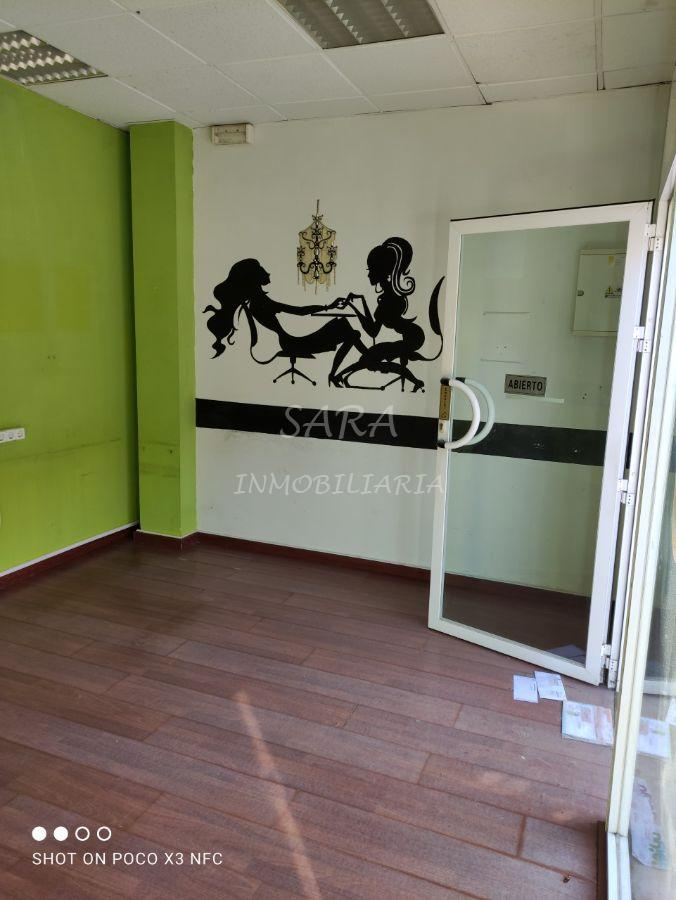 For rent of commercial in Almería